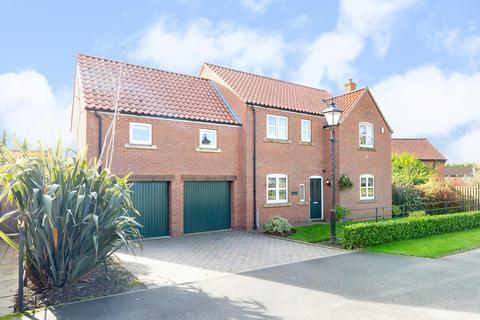 4 bedroom detached house for sale - Roxby Close, Elvington
