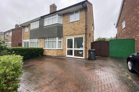 3 bedroom semi-detached house to rent - Spencefield Drive, Leicester, LE5