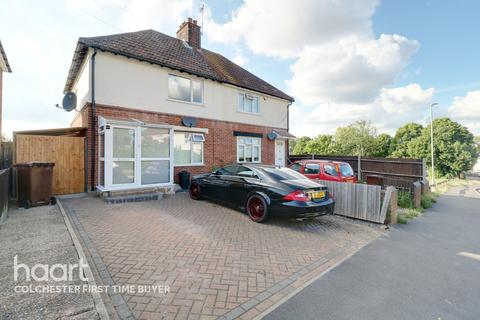 2 bedroom semi-detached house for sale - Speedwell Road, Colchester