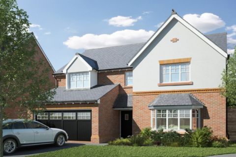 4 bedroom detached house for sale - Plot 27, Lincoln at The Dunes, Lenton Avenue, Formby L37