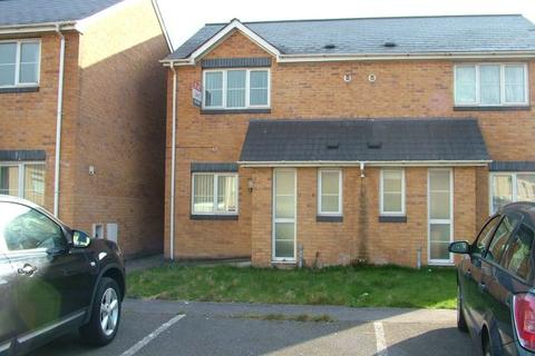 2 bedroom semi-detached house to rent - Glenavon Street, Port Talbot SA12