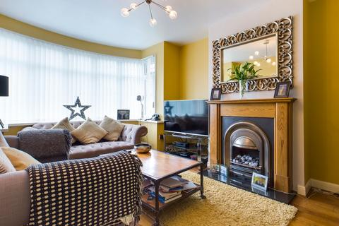 3 bedroom semi-detached house for sale - Harlech Crescent, Sketty, Swansea, SA2 9LN