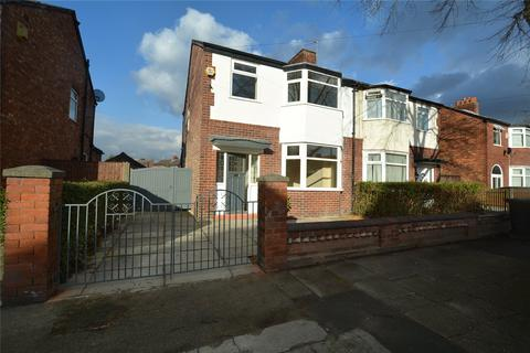 3 bedroom semi-detached house to rent - Moss Park Road, Stretford, M32