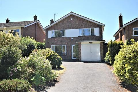 3 bedroom detached house for sale - Warwick Road, Knowle, Solihull, B93 9LG