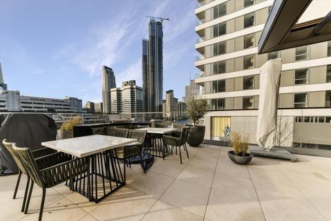 3 bedroom flat to rent - George Street, Canary Wharf, London, E14
