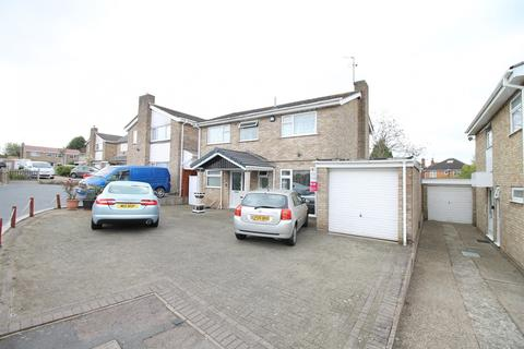 4 bedroom detached house for sale - Buckfast Close, Leicester, Leicestershire, LE5