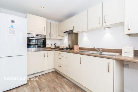 3 bedroom end of terrace house for sale - Samuel Broadhurst Place, Shavington, Crewe