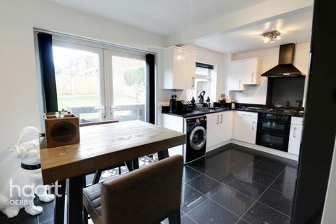 3 bedroom detached house for sale - Skiddaw Drive, Mickleover