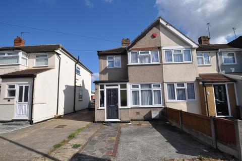3 bedroom end of terrace house for sale - Elm Park Avenue, Hornchurch, Essex, RM12