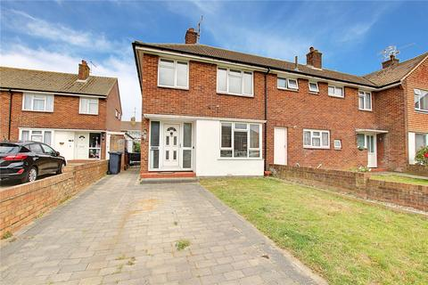 3 bedroom end of terrace house for sale - Ely Road, Worthing, West Sussex, BN13