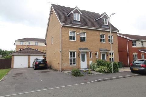 3 bedroom semi-detached house for sale - Clos Springfield, Talbot Green, Pontyclun, Rhondda, Cynon, Taff. CF72 8FE