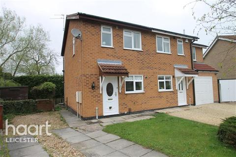 2 bedroom semi-detached house to rent - Mablowe Fields, Wigston Harcourt