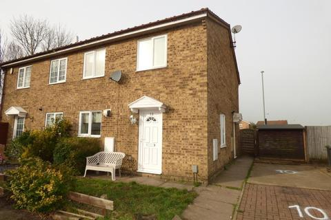 1 bedroom cluster house to rent - Warton Green, Wigmore, Luton, Bedfordshire, LU2 9TX