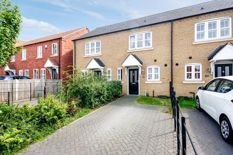 2 bedroom terraced house for sale - Pitsford Close, Waddington, Lincoln