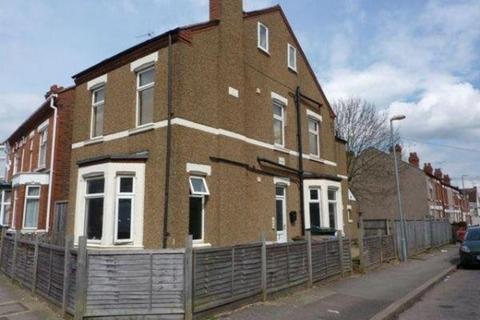 Studio to rent - Flat 4, Mansel Street, Foleshill, Coventry, CV6 5LP