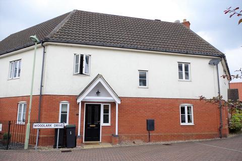 2 bedroom terraced house for sale - Woodlark Drive, Stowmarket IP14