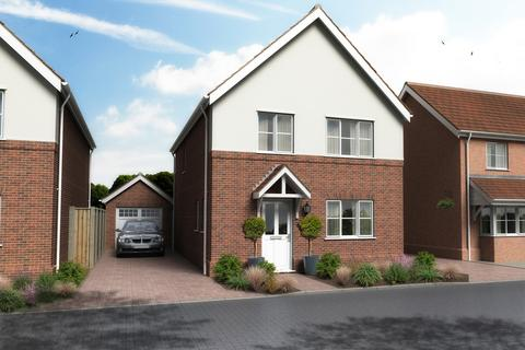 4 bedroom detached house for sale - Nursery Close, Lowestoft