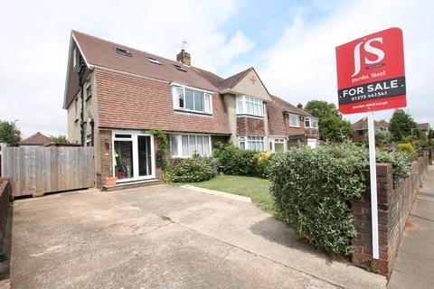 5 bedroom semi-detached house for sale - Kingston Broadway, Shoreham-by-Sea, West Sussex, BN43 6TE