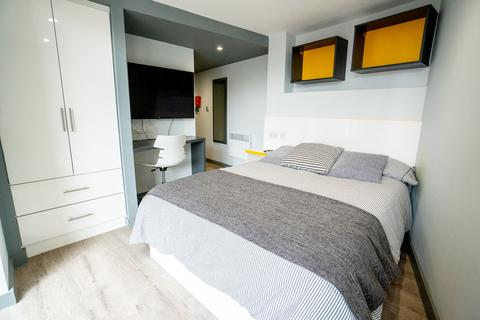 Studio to rent - The Bank - Student Accommodation, Leicester