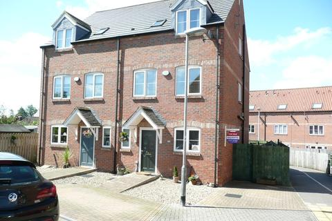 2 bedroom semi-detached house for sale - Wood Crescent, Driffield