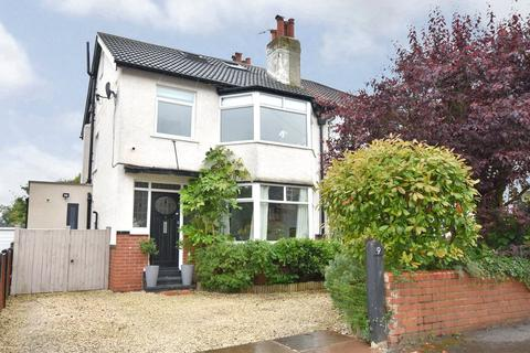 4 bedroom semi-detached house for sale - St Margarets Grove, Roundhay, Leeds