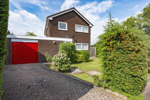 4 bedroom detached house for sale - Whitley Close, Higher Runcorn