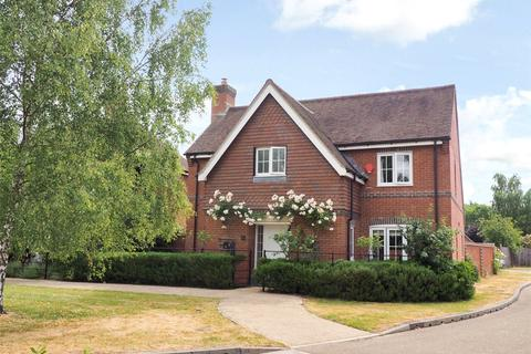 4 bedroom detached house for sale - Mortons Lane, Upper Bucklebury, Reading, Berkshire, RG7