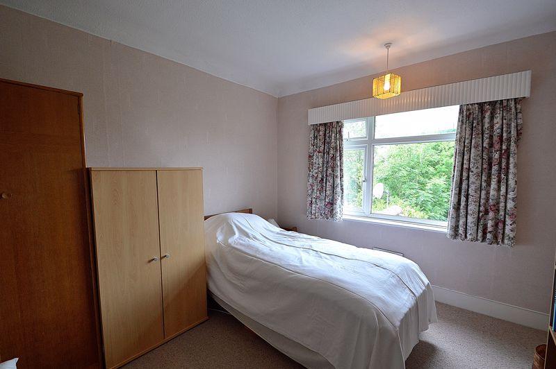 Bedroom three (rear)