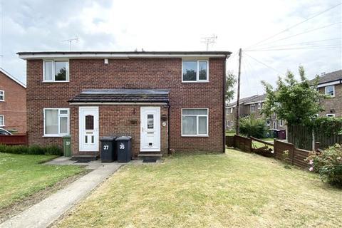 1 bedroom apartment for sale - Springfield Close, Eckington, Derbyshire, S21 4GS