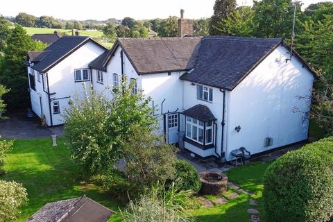 6 bedroom detached house for sale - Mount Cottage, Congleton Road North, Church Lawton