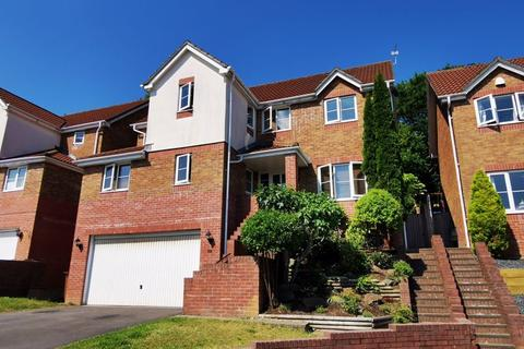 4 bedroom detached house for sale - Tor View, Caerphilly