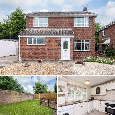 4 bedroom detached house for sale - Barons Close, Gedling