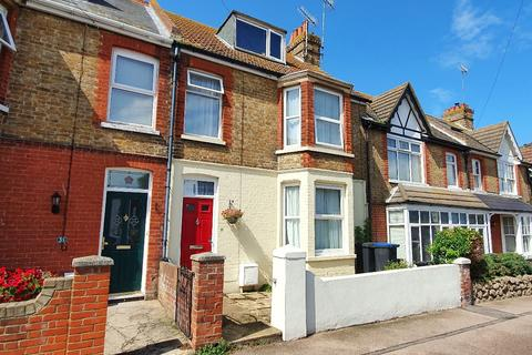 4 bedroom terraced house for sale - Percy Avenue, Broadstairs