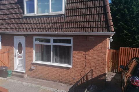 3 bedroom semi-detached house for sale - Burns Crescent, Barry