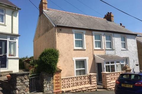 3 bedroom semi-detached house for sale - Precelly Crescent, Stop And Call, Goodwick
