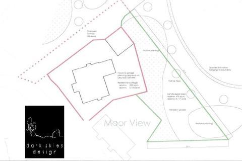 4 bedroom property with land for sale - Building Plot ,Ovington , Richmond, N Yorks