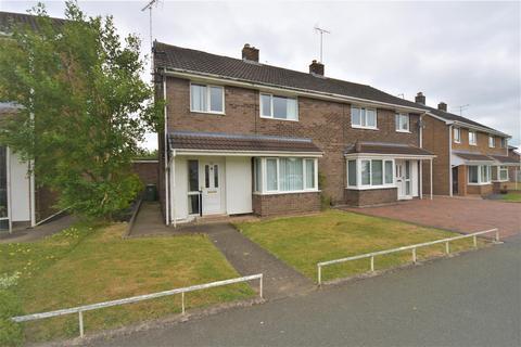 3 bedroom semi-detached house for sale - Herbert Jennings Avenue, Wrexham