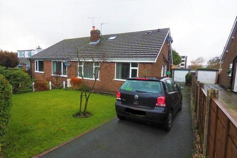 3 bedroom semi-detached bungalow for sale - Falcon Close, New Mills, High Peak, Derbyshire, SK22 4JQ