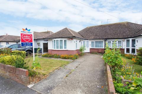 2 bedroom semi-detached bungalow for sale - Warren Drive, Broadstairs
