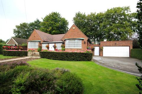 4 bedroom detached bungalow for sale - West End, Swanland, North Ferriby