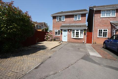4 bedroom detached house for sale - Summerwood Close, Cardiff