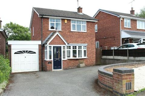 3 bedroom detached house for sale - Poplar Road, South Normanton, Alfreton