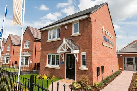 3 bedroom detached house for sale - Plot 63, Melbourne at Willow Grange, Marston Lane, Marston ST16