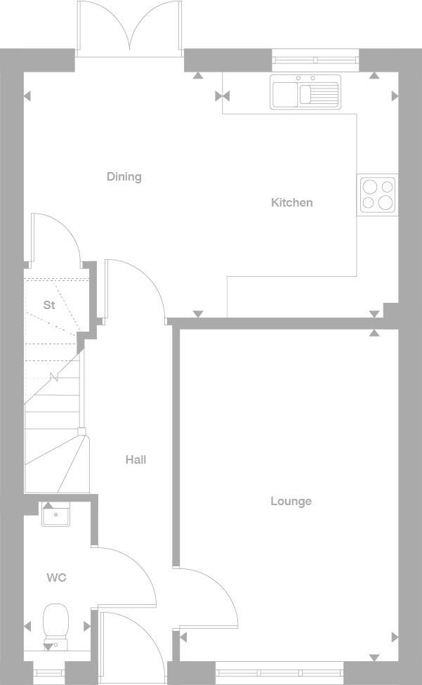Floorplan 1 of 2: Ground Floor