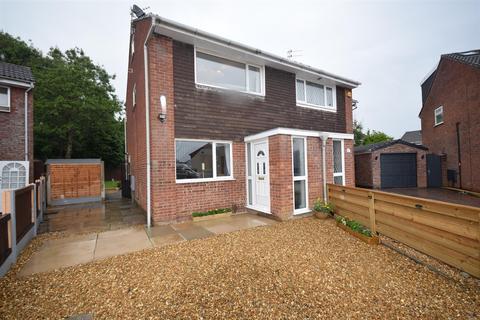 2 bedroom semi-detached house for sale - Whitby Avenue, Ingol, Preston