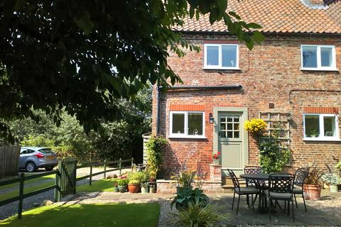 2 bedroom cottage for sale - The Green, Stillingfleet, York, YO19 6SQ