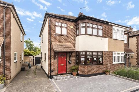 3 bedroom semi-detached house for sale - Franmil Road, Hornchurch, RM12 4TR