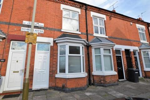 2 bedroom terraced house to rent - Richmond Avenue, Aylestone, Leicester