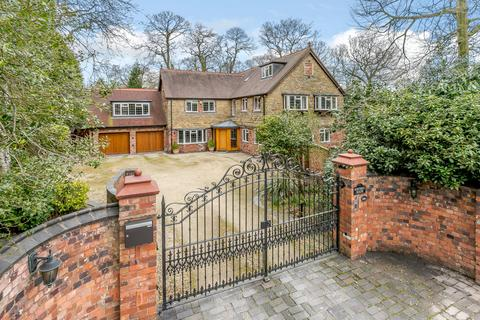 5 bedroom detached house for sale - Hartopp Road, Four Oaks, Sutton Coldfield, West Midlands, B74
