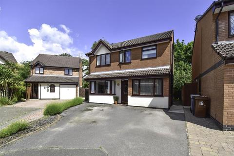 4 bedroom detached house for sale - Guernsey Close, Congleton